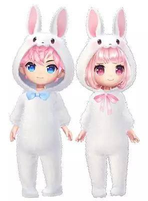 qq飞车手游兔子宝宝套装怎么获得